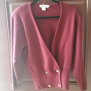 Talbots, 100% Wool, Sweater, Small